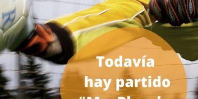 HAY PARTIDO TODAVÍA